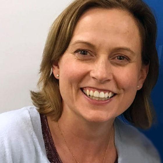 Ronda Fritz, assistant professor of education.