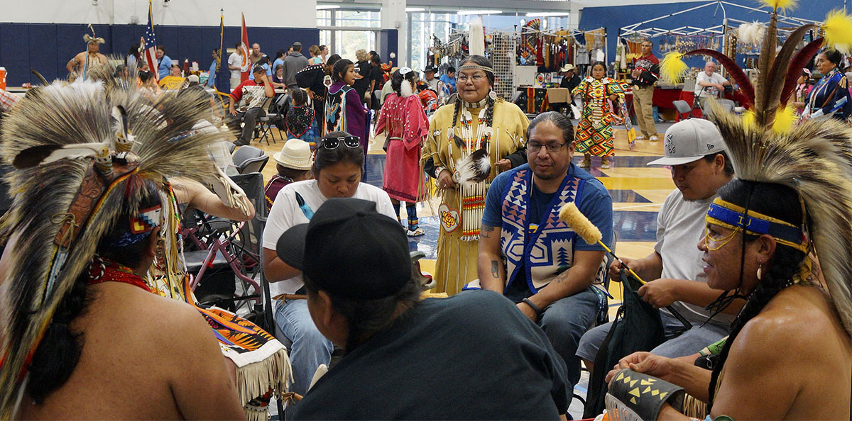 Indian Arts Festival and Powwow