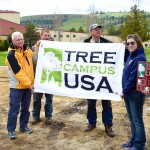 EOU named Tree Campus USA