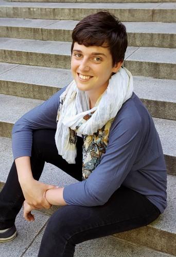 Charlotte Bowers named 2017 President's Scholar
