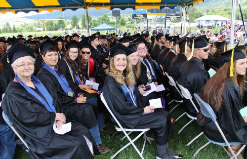 Class of 2017 celebrates achievements during commencement week