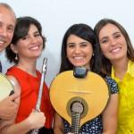 Choro das 3 Brazilian band