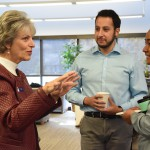 board of trustees coffee hour