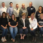 EOU Alumni Association Board of Directors fall 2017