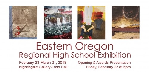 Regional High School Art Exhibition