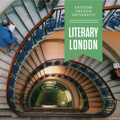 Literary London Tour summer 2018