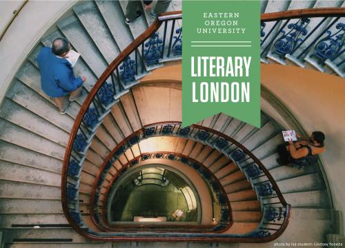 Literary London Tour summer 2018