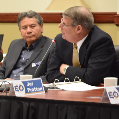 EOU Board of Trustees meeting February 2018