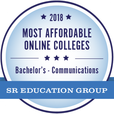 most affordable bachelors-communications