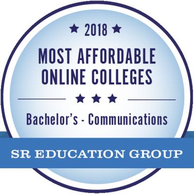 most affordable bachelors-communications