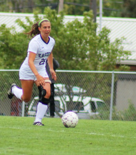 Cailin Koupal soccer