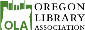 oregon library association logo