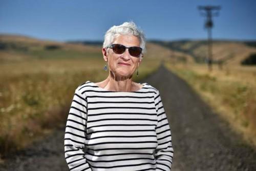 Novelist Bette Husted