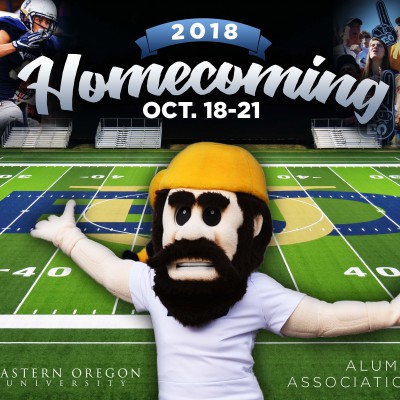 Homecoming 2018 graphic