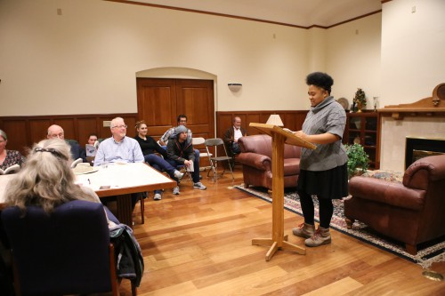 Rural poets come to EOU