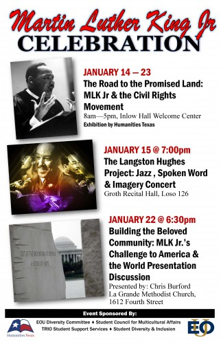 MLK exhibitions, concert celebrate Civil Rights Movement