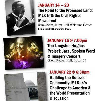 MLK celebration 2019 schedule
