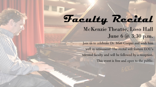 Faculty Recital