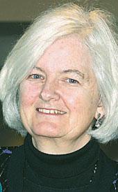 Rosemary Powers, professor of sociology