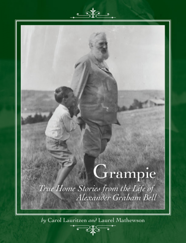 Professor publishes children's book about Alexander Graham Bell