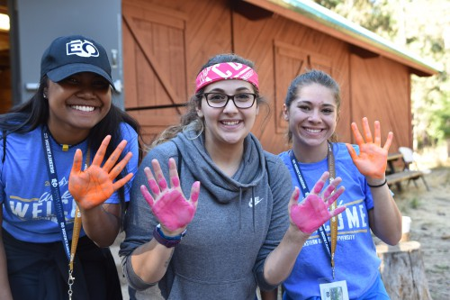 Week of Welcome fosters caring environment