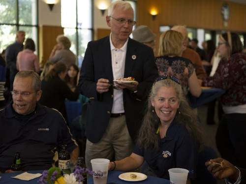 Faculty return for 90th year