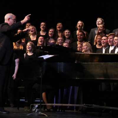 2017 Choirs of the Valley performance