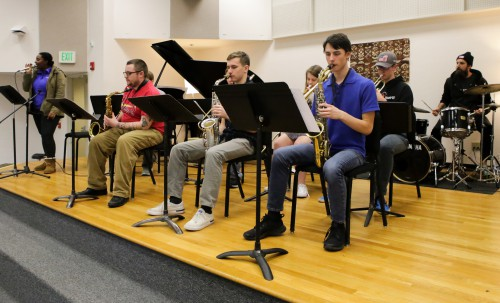 Fall concert features new ensemble