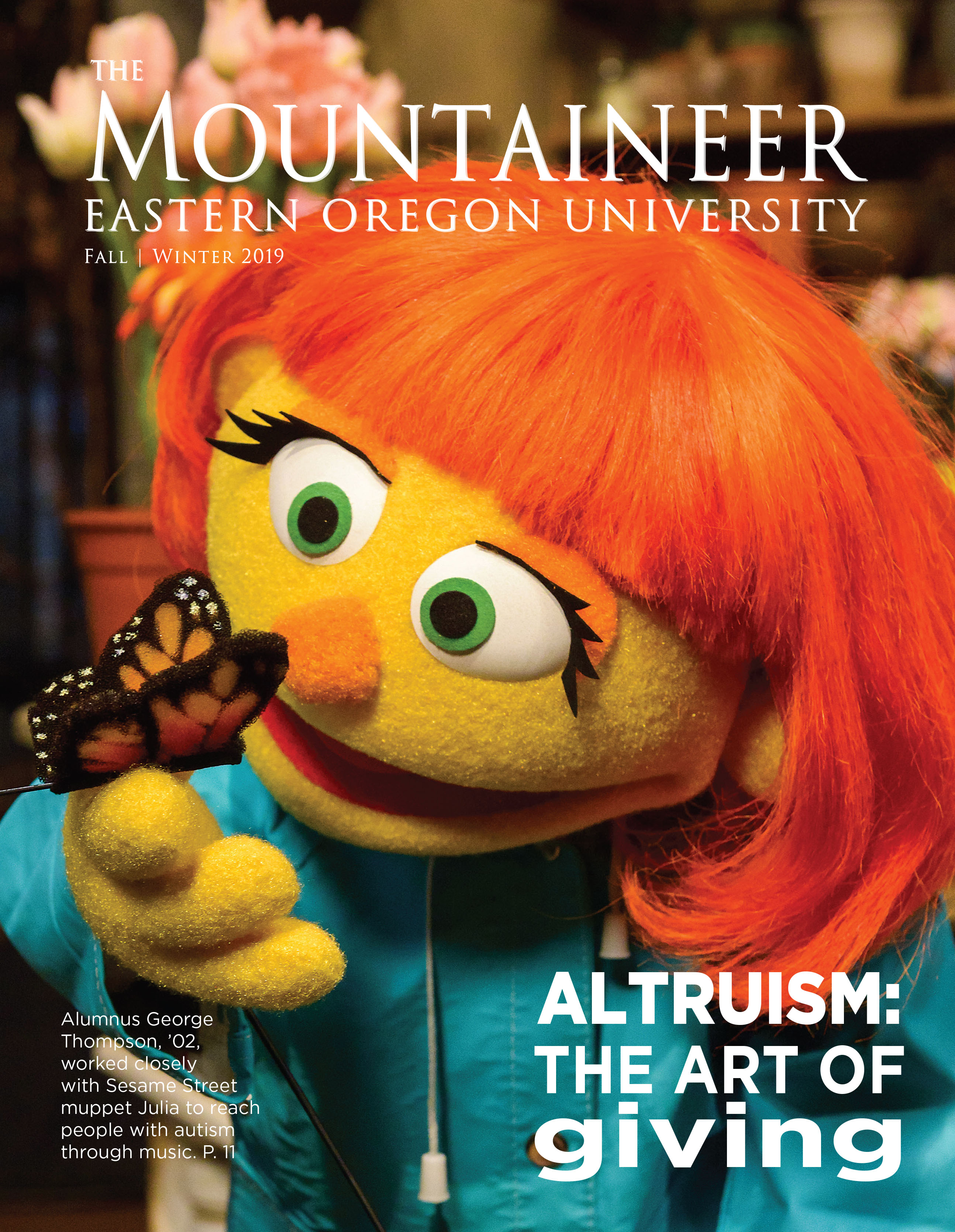 Moutnaineer Magazine