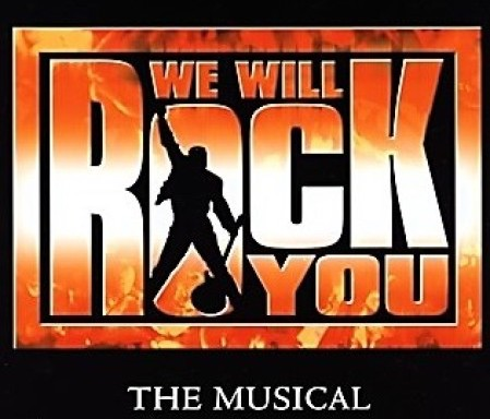'We Will Rock You' opens Nov. 14