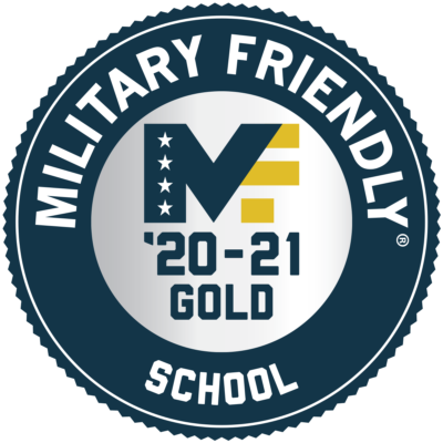 EOU earns 'Military Friendly' gold standard