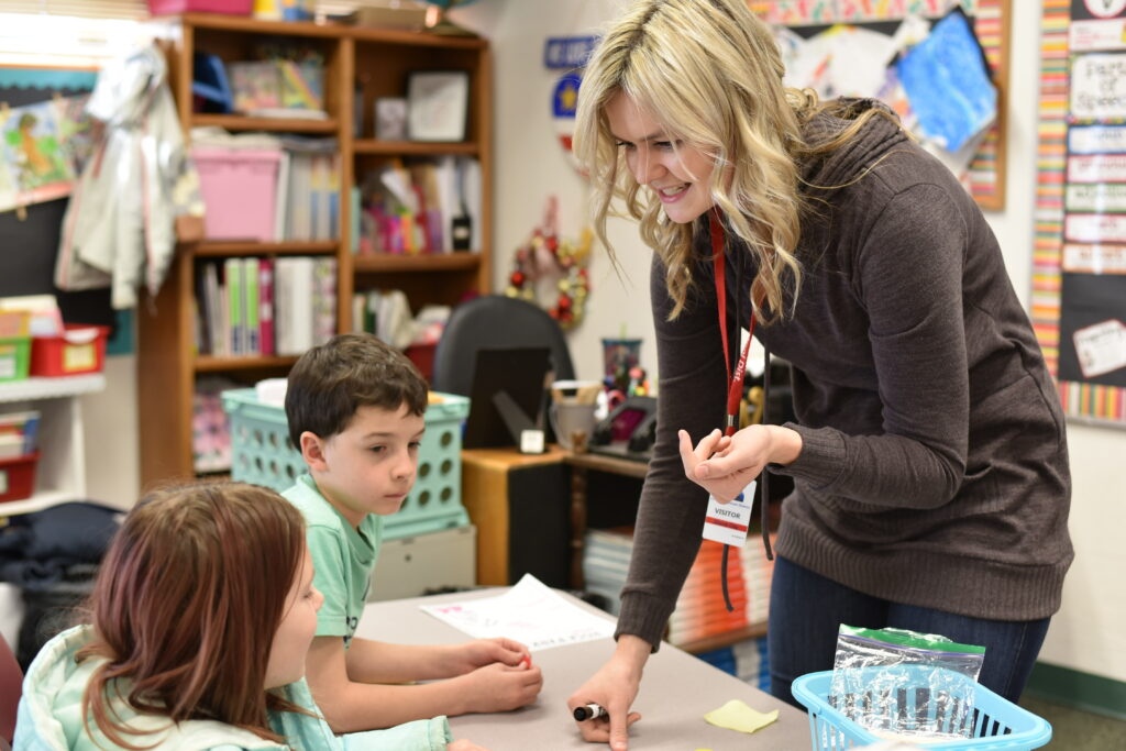 Trauma-invested teaching program debuts