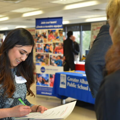 On-campus internships connect curriculum to job experience
