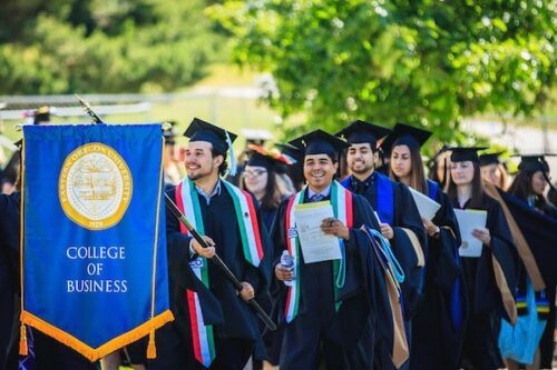 Let's talk business: EOU earns top distinctions
