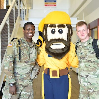 EOU honors veterans, offers tailored services