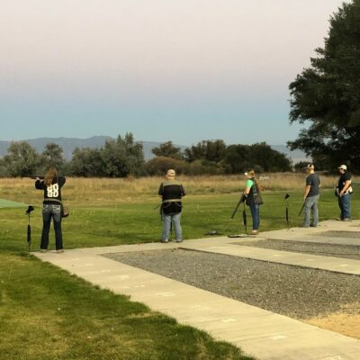 Trapshooting club team leads region in Virtual Shotgun Bowl