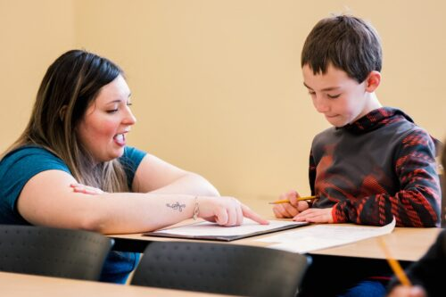 EOU earns high marks for inclusive education programs