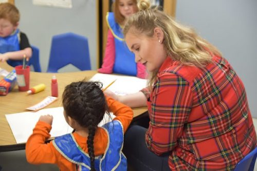 EOU Head Start connects entire families with education