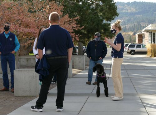 Quick, consistent response keeps campus thriving
