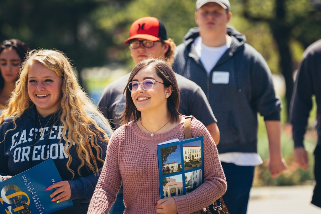 EOU freezes undergraduate tuition for 2021-22