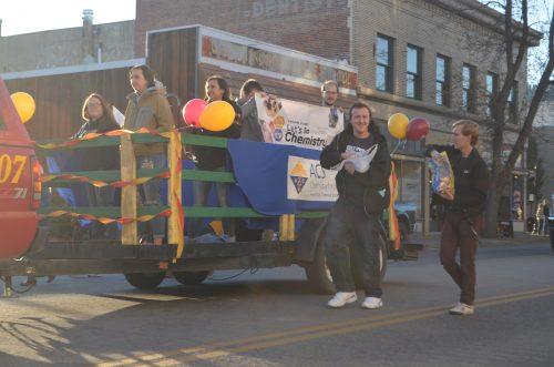 Call for entries: EOU 2021 Homecoming Parade